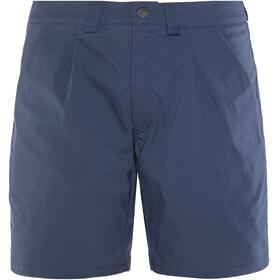 Haglöfs Mid Solid - Pantalones cortos Mujer - azul